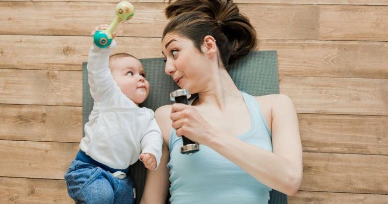 Activitățile fizice după naștere: sfaturi importante de la medic