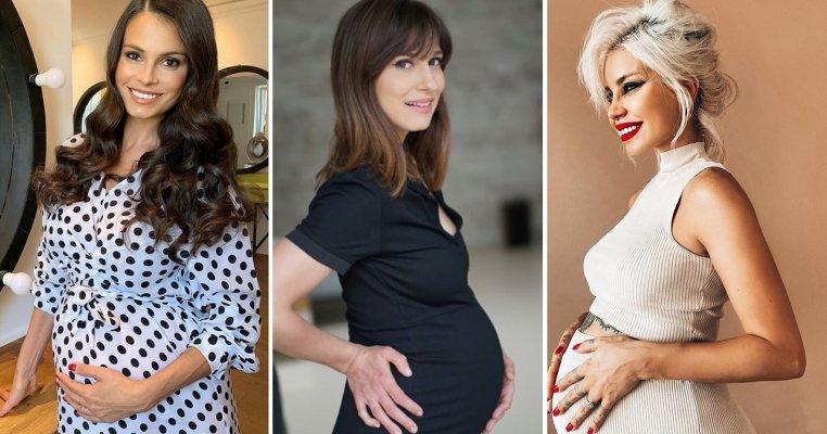 Top 10 cel mai bine îmbrăcate gravide din România