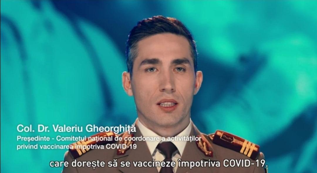 Deputatul Dan Tanasă: Este legal și moral ca un colonel al Armatei Române să facă reclamă unui produs al unei companii private din domeniul sănătății?