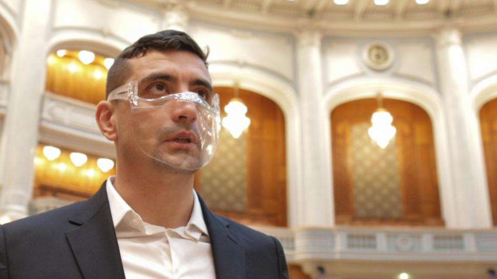 Asistăm la o dictatură a partidelor politice. CCR respinge, pe nedrept, sesizarea AUR privind alegerea lui Ludovic Orban
