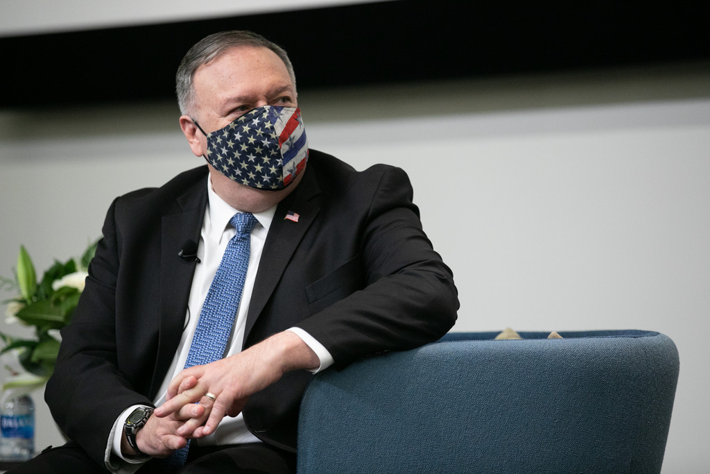 Mike Pompeo: China ascunde originea reală a Covid-19