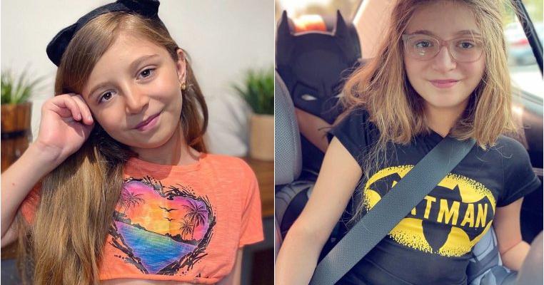 Fetiţa care trăieşte cu inima în afara pieptului a împlinit 11 ani și duce o viață normală! Medicii nu i-au dat nicio șansă