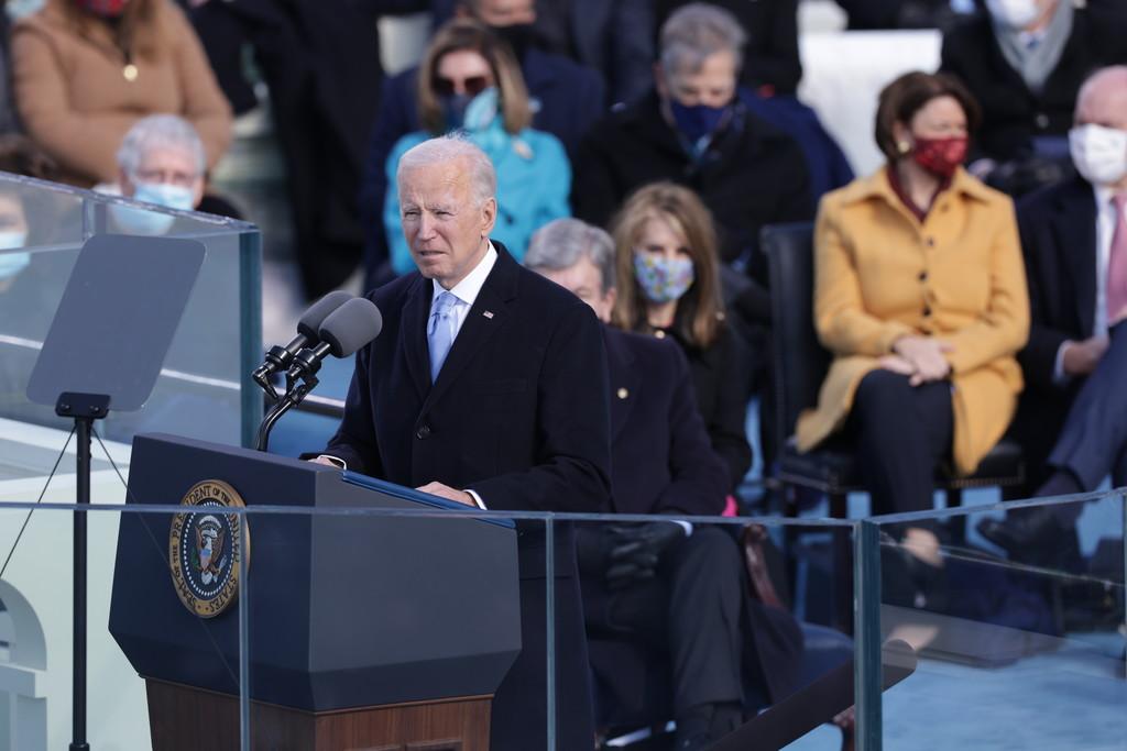 Joe Biden şi Kamala Harris au depus jurământul