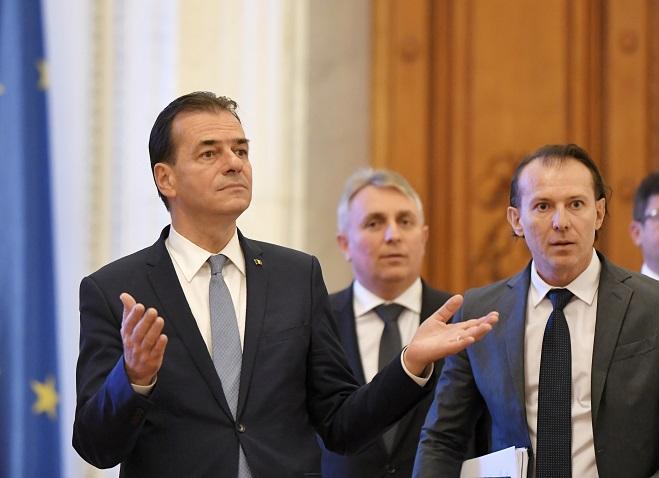 Ce i-a promis Orban lui Cîțu pentru a-și păstra funcția de conducere în PNL?