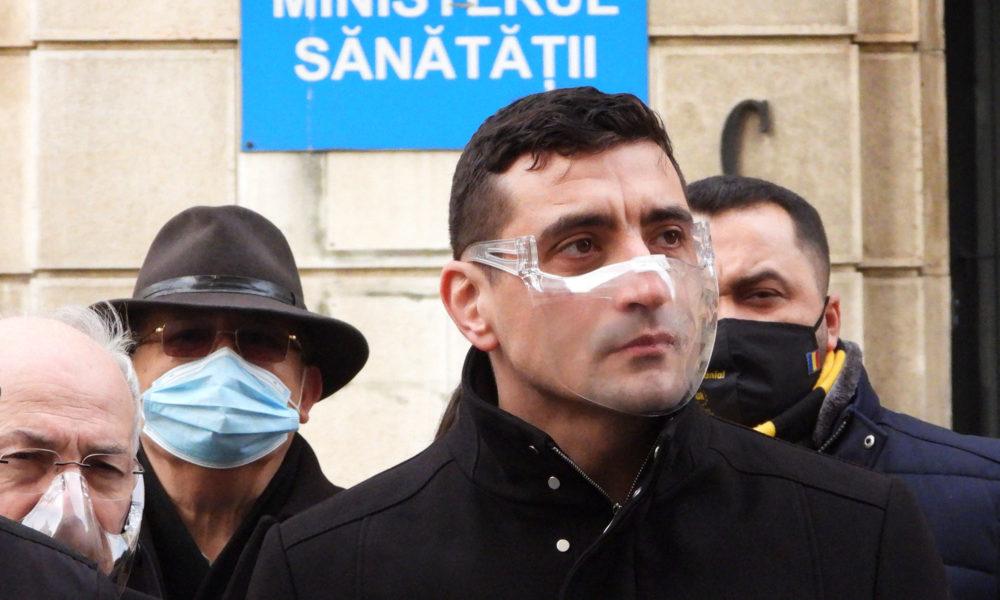 George Simion în plenul Camerei Deputaților: Avem 21 de morți și n-am văzut măsurile, domnule ministru Voiculescu!
