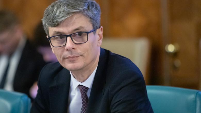Ministrul Energiei: Eu am rezolvat problema salariilor de vineri. Nu am fugit de mineri