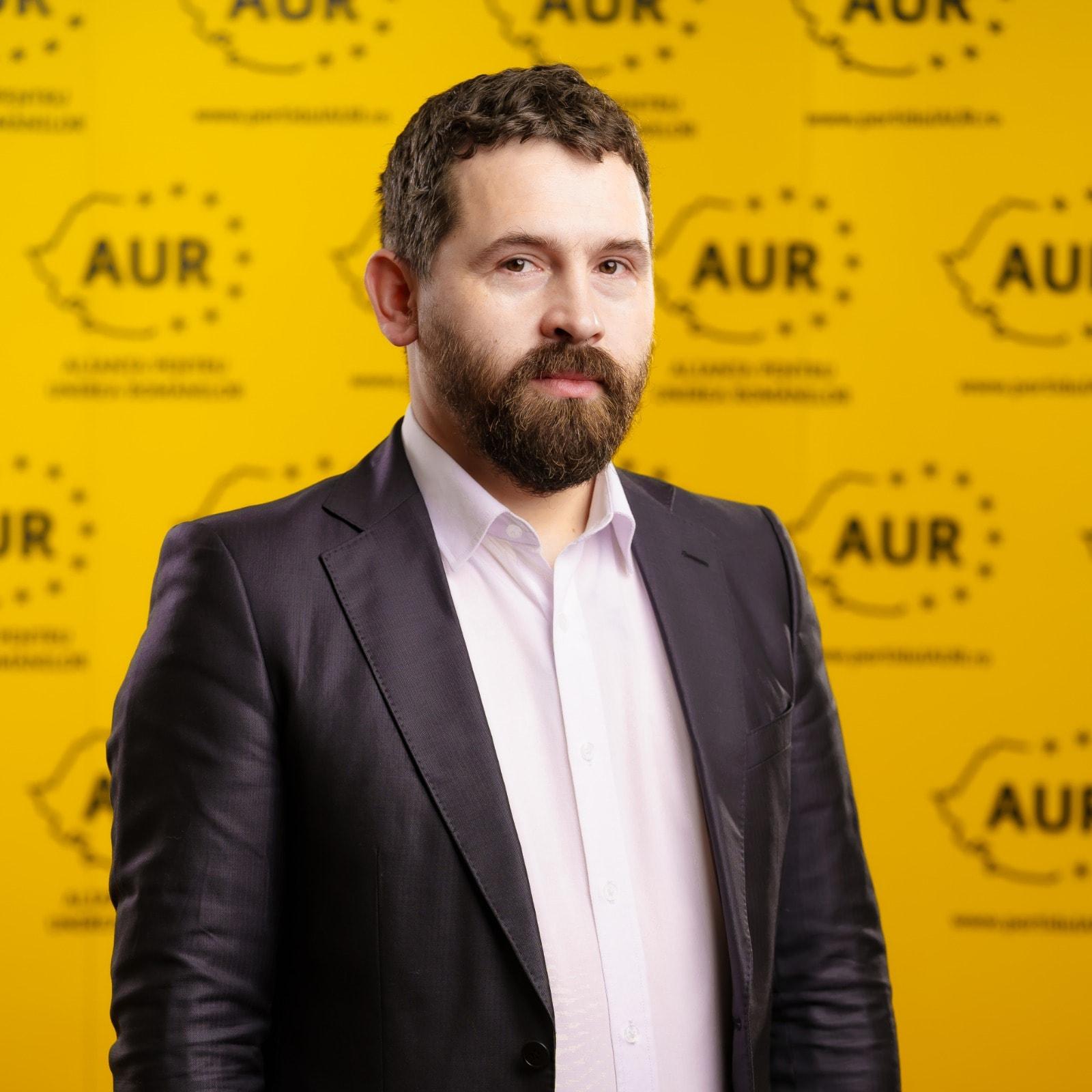 Deputat AUR: Nu voi accepta activități care duc la desuveranizarea României pe propriul teritoriu