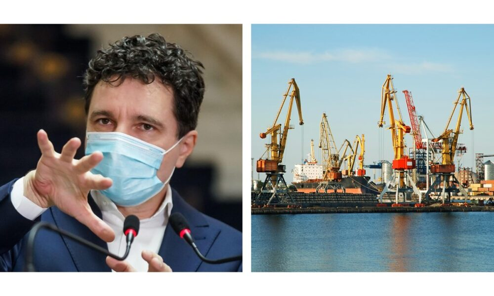 Știrea zilei este că Rusia cumpără Portul de la Cîțu sau că liberalii atacă constructorii români?
