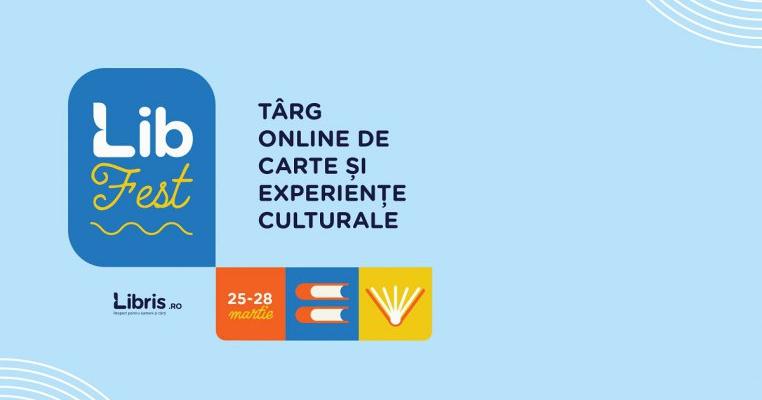 Libris.ro organizează târgul online de carte LibFest 2021
