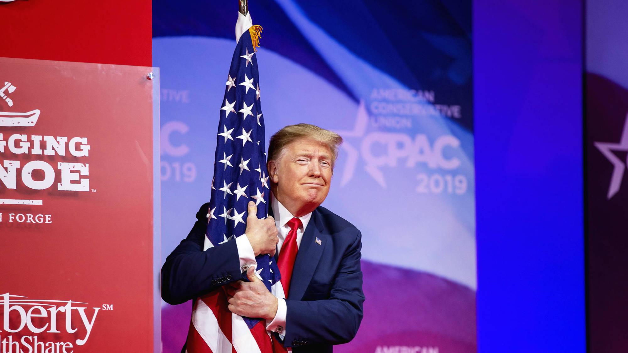Donald Trump: Mişcarea noastră de patrioţi americani mândri şi harnici abia începe şi în cele din urmă vom câştiga. O să câştigăm