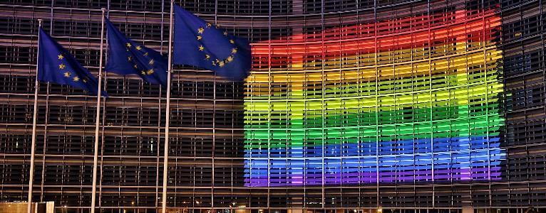 """Parlamentul European, așteptat să declare Uniunea Europeană drept """"zonă a libertății pentru LGBTIQ"""""""