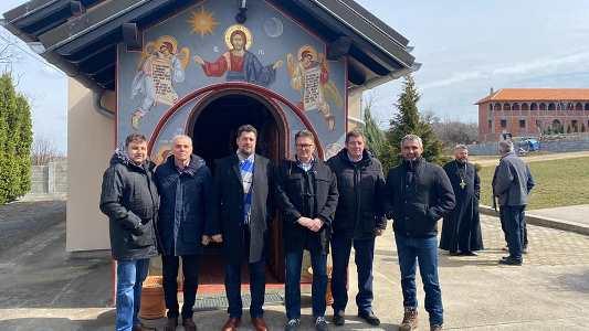 România nu va vota aderarea Serbiei la UE, decât dacă drepturile celor 300.000 de români din zona Timocului vor fi respectate, spune senatorul Claudiu Târziu