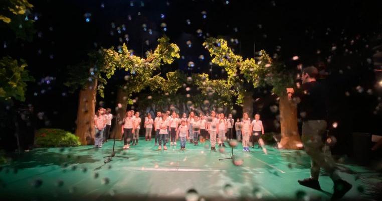 """""""WATER SONG"""" – mesajul copiilor din România transmis de Ziua Mondială a Apei a ajuns la peste 3.000.000 de persoane"""