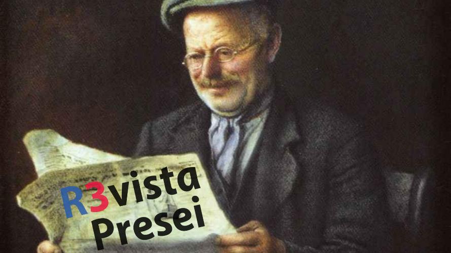 Revista Presei pentru o agendă națională: 30 aprilie