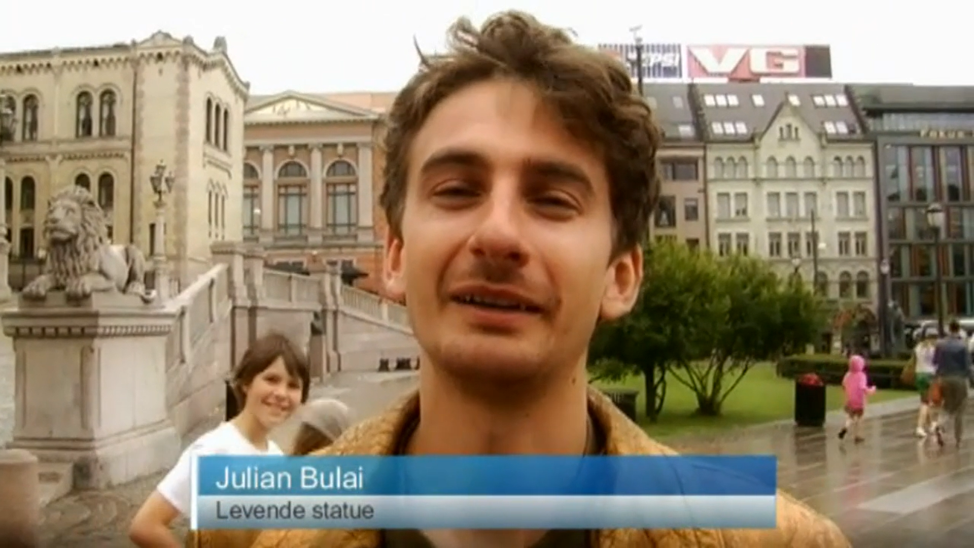 VIDEO: Iulian Bulai a fost cerșetor la Oslo înainte de a ajunge parlamentar USR-PLUS. Rețele de crimă organizată controlează cerșetoria în Norvegia
