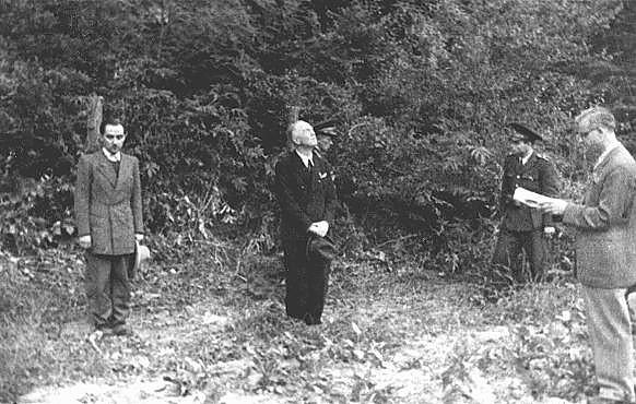 Calendarul zilei 1 iunie: 75 de ani de la execuția lui Ion Antonescu. Mareșalul a murit cu tricolorul la piept strigând: Trăiască România!