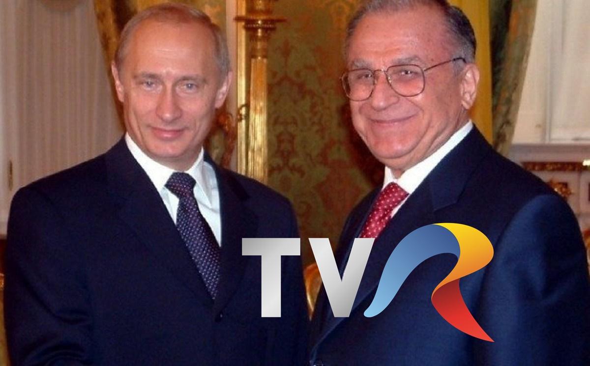 Urmașii KGB nu au murit! TVR continuă investițiile în filme rusești