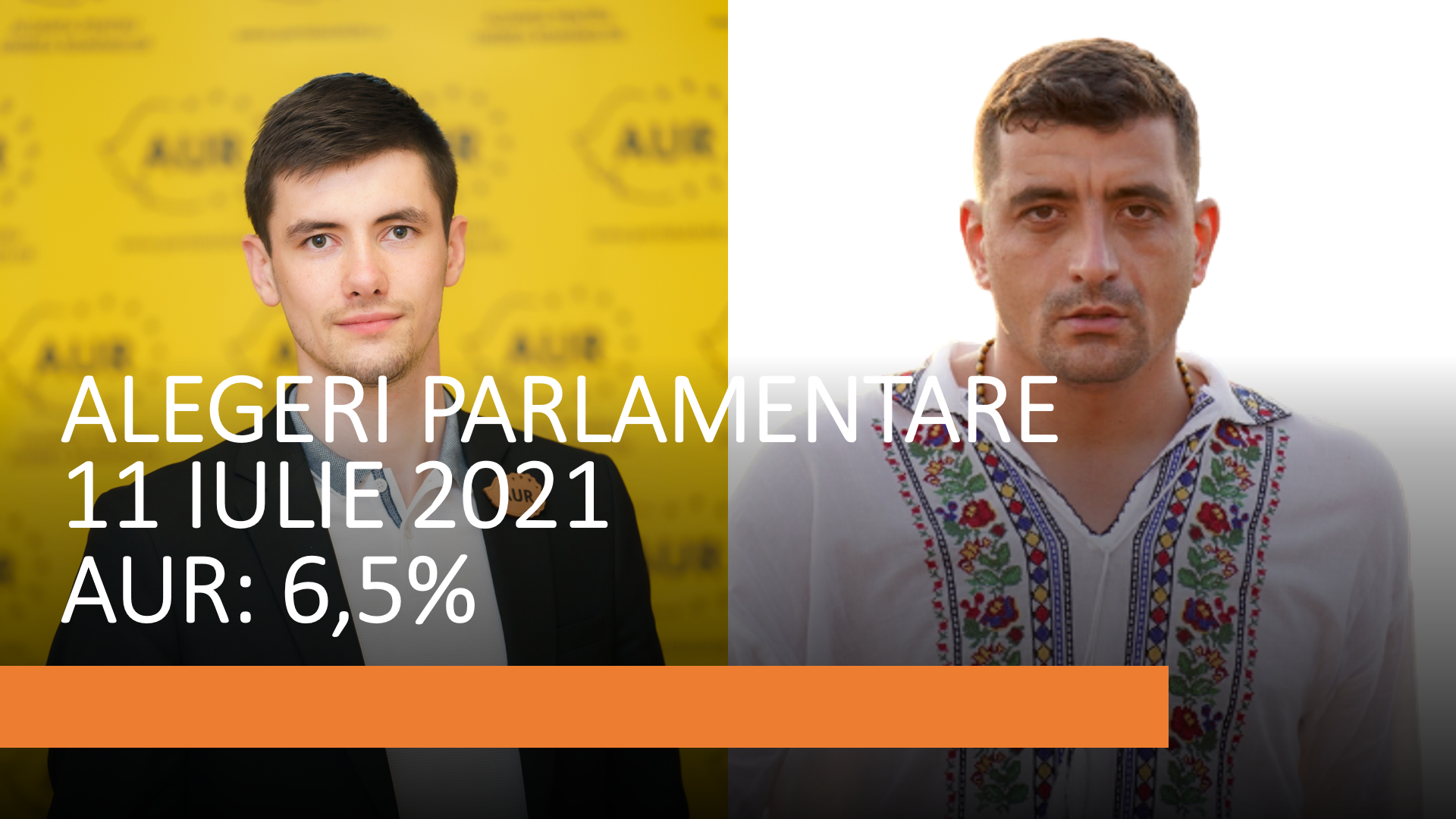 Surprinzător sau nu, dar AUR va obține la Chișinău un scor foarte bun
