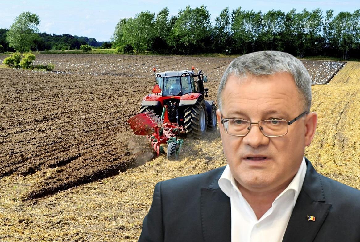 Fermierii îi cer premierului Cîțu să îl demită pe ministrul Agriculturii