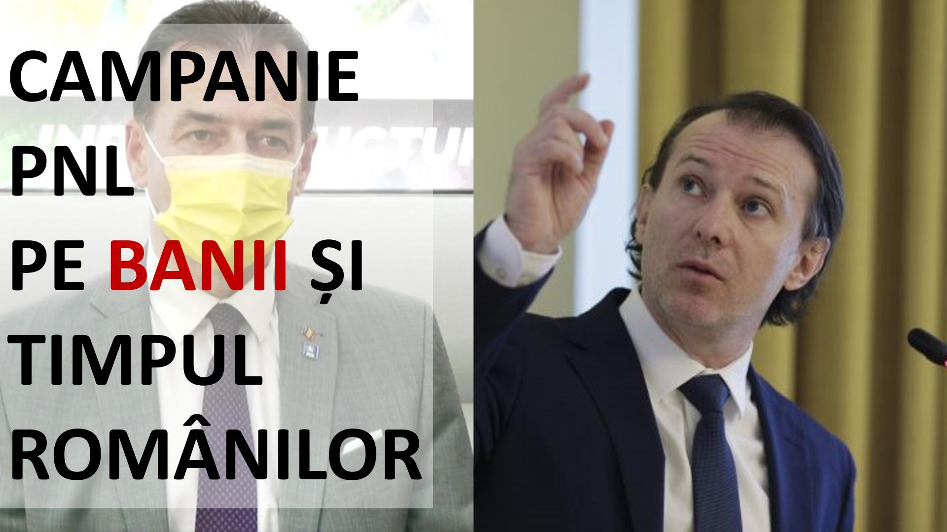 CÎȚU a uitat să guverneze. El și Orban își fac campanie electorală pe timpul și banii românilor – CRITICII.RO
