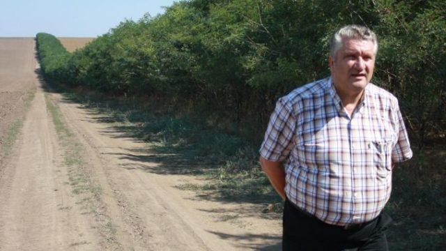 Gheorghe Albu: Există legislație pentru plantarea perdelelor forestiere, e nevoie doar de voință și de finanțare!