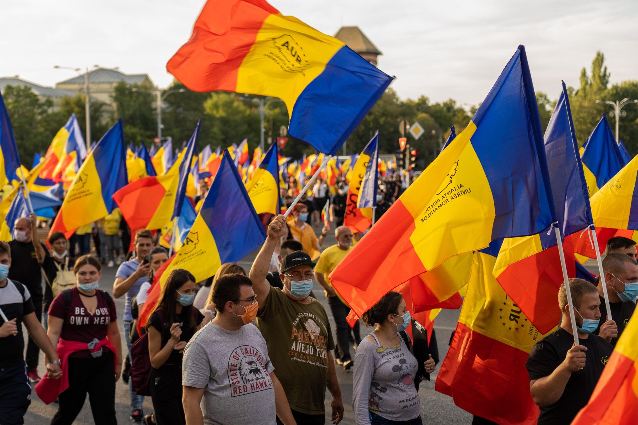AUR: ONG-uri finanțate din afara țării își permit să se substituie autorităților statului și să dea declarații în fals