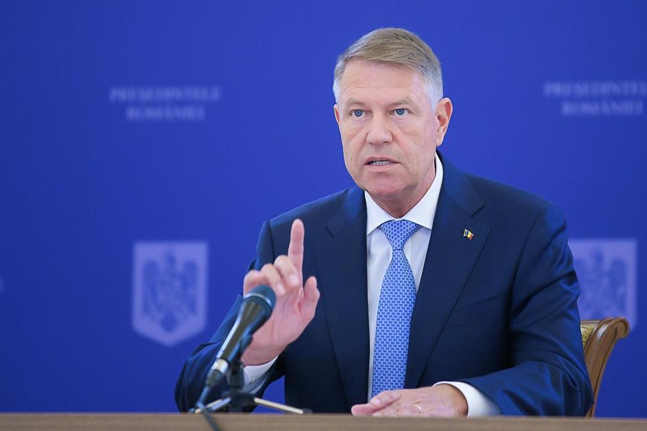 Klaus Iohannis se poziționează de partea lui Cîțu și critică moțiunea: USRPLUS s-a compromis iremediabil, dar cheamă formațiunea la negocieri