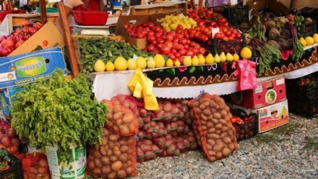 Direcția Agricolă Giurgiu își transformă curtea în piață volantă pentru producătorii locali