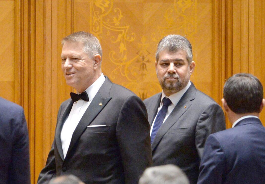 Ciolacu: O să avem o guvernare PNL-PSD (USL), pe model german