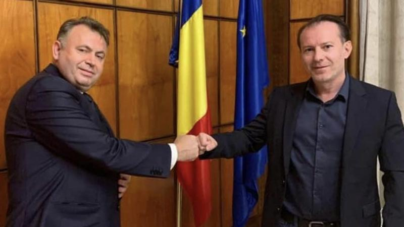 Nelu Tătaru îi propune lui Cîţu vaccinarea sau testarea obligatorie pentru medici și profesori