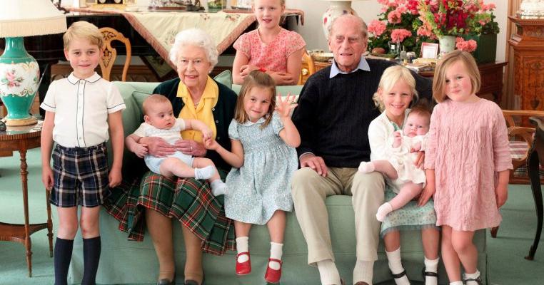 Regina este din nou străbunică! Prințesa a născut o fetiță perfect sănătoasă