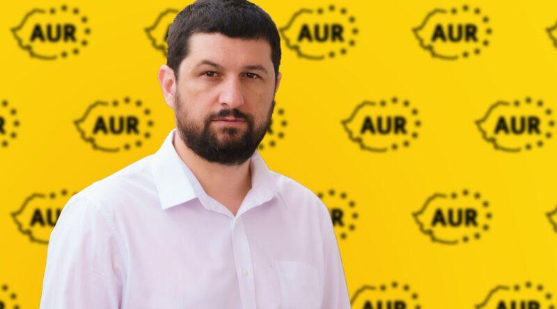 Marius Lulea: AUR are soluții la criza economică! Partidele sistemului au adus țara sub o formă de ocupație – 60m.ro