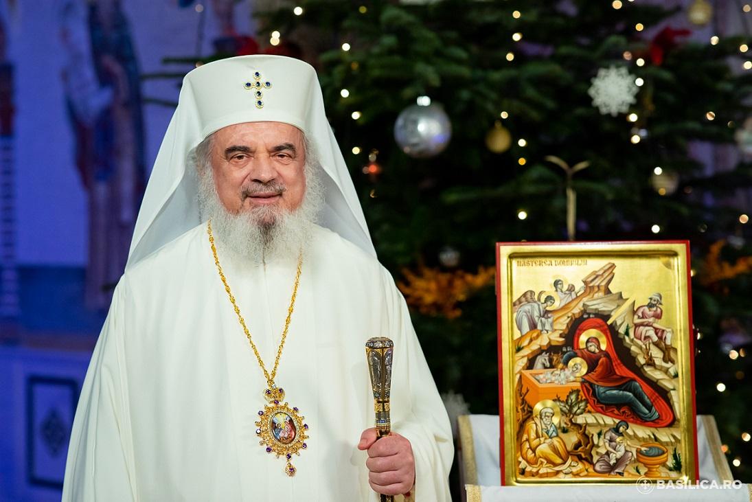 Patriarhul României, cu prilejul Sărbătorii Nașterii Domnului și Anului Nou: Să păstrăm cu multă iubire frățească unitatea de credință și de neam!