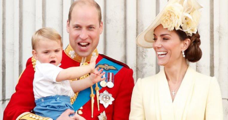 Cum arată o zi de școală online pentru copiii prințului William. Kate Middleton este foarte strictă