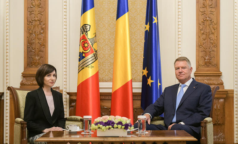 Klaus Iohannis, vizită oficială la Chișinău marți. Este prima vizită a unui șef de stat la Chișinău după ce Maia Sandu și-a preluat mandatul de președinte