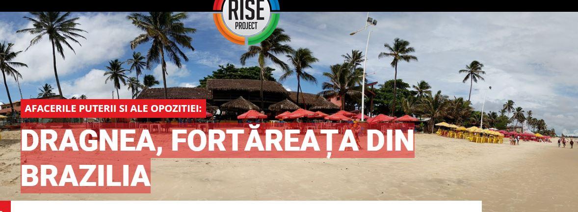 """Cornel Nistorescu despre clasarea dosarului """"Dragnea și casele din Brazilia"""": E o dovadă că siteuri precum Rise Project, sunt implicate în operațiuni zise globale, care multora ne scapă"""