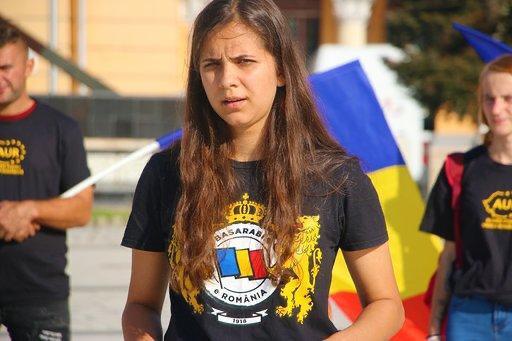 ARIADNA CÎRLIGEANU: BASARABIA e ROMÂNIA! – ROPRES.RO