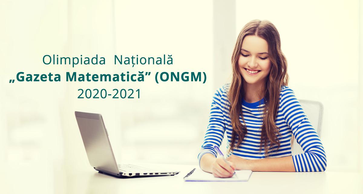 """Elevii iubitori de matematică sunt chemați la start. Olimpiada  Națională  """"Gazeta Matematică"""" începe!"""