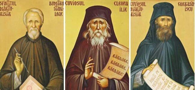 Pr. Stăniloae, Pr. Cleopa și Starețul Gherasim Iscu, trei nume propuse pentru canonizare în 2025