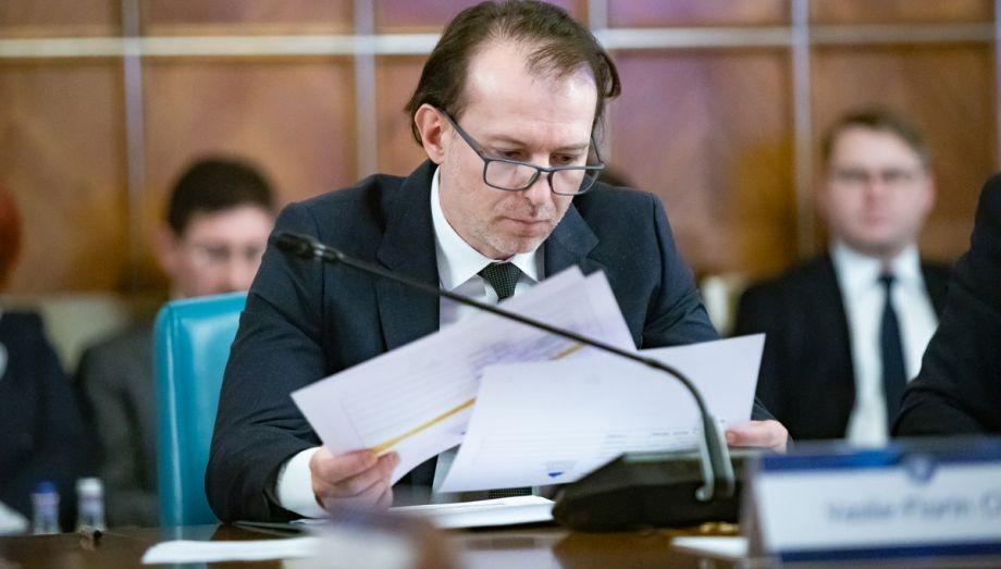 Guvernul Cîțu se împrumută de la bănci ca să acopere deficitul bugetar. 300 de milioane de lei doar într-o tranșă