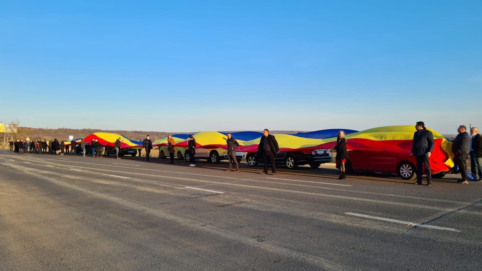 [VIDEO] AUR a trecut Prutul și s-a lansat în Republica Moldova ca partid independent