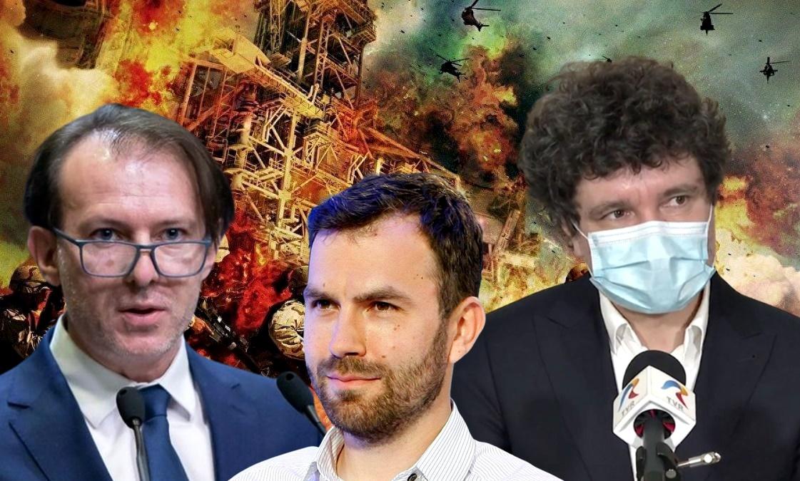 """Matei Alexandru către Ministrul Cătălin Drulă: """"Nu mai desenați autostrăzi pe facebook"""""""
