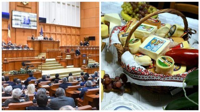 LEGE NOUĂ: Parlamentarii români – obligați să consume numai produse românești!