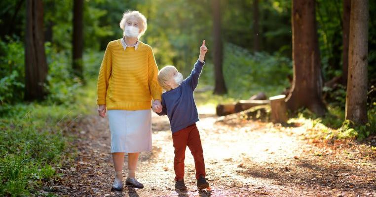 Copilul tău nevaccinat este ca o bunică vaccinată