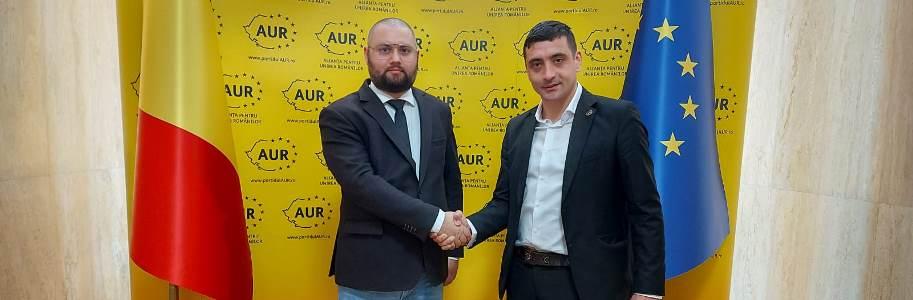 Doi membri marcanți ai USR au părăsit partidul lui Dan Barna și s-au înscris în AUR