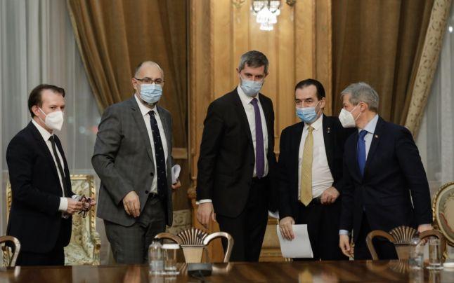 USR-PLUS a cedat: România mai importantă decât jocurile politice