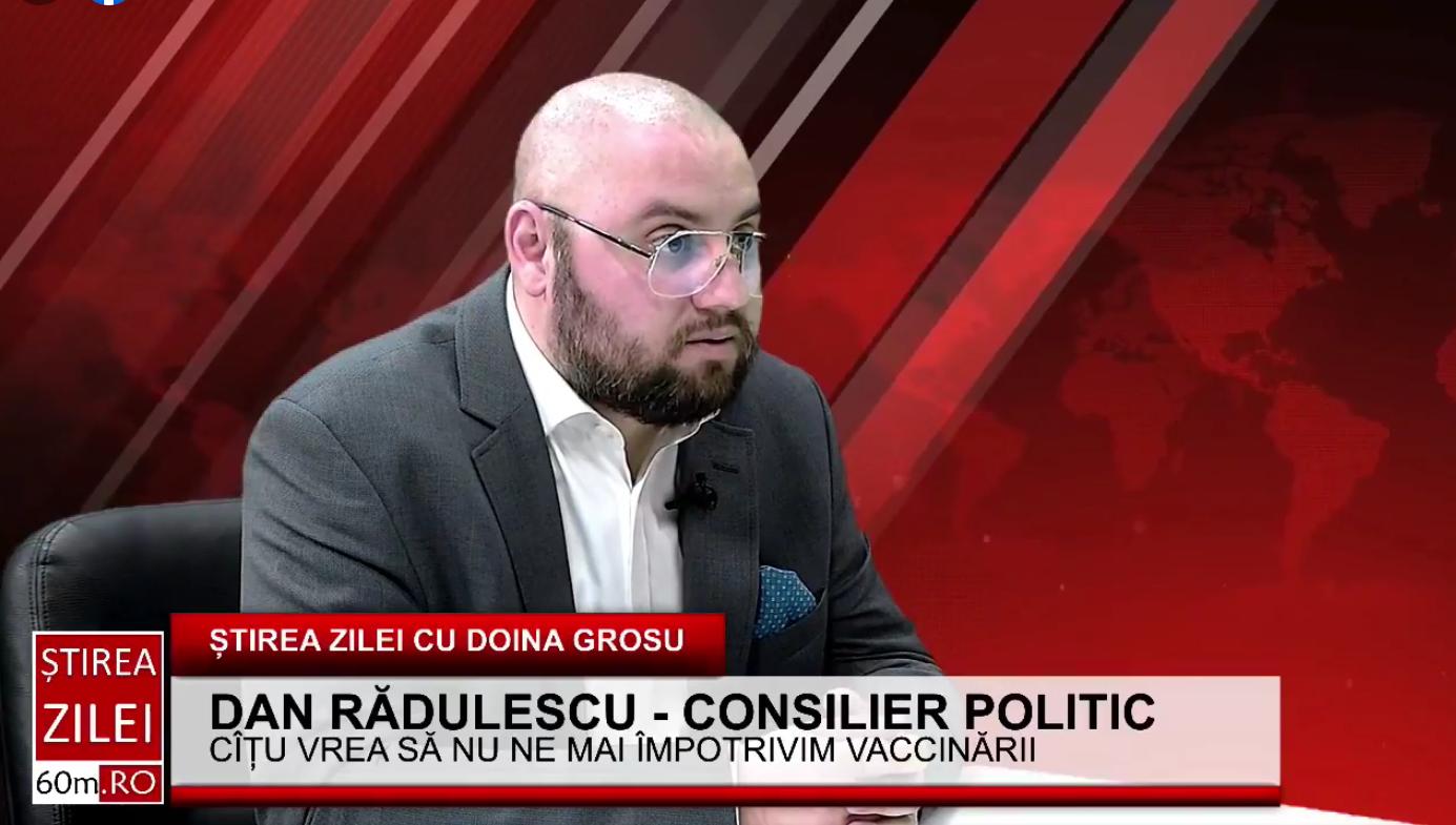 """Dan Rădulescu – despre eșuarea lui Iohannis cu PNNR: """"Dumnezeu îți dă, dar nu-ți bagă și-n traistă"""""""