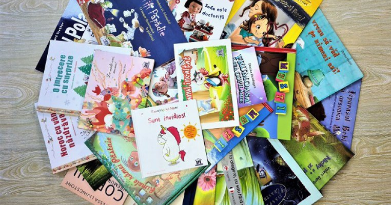 De Ziua Cărții, Didactica Publishing House donează peste 1.000 de cărți bibliotecilor publice  din România