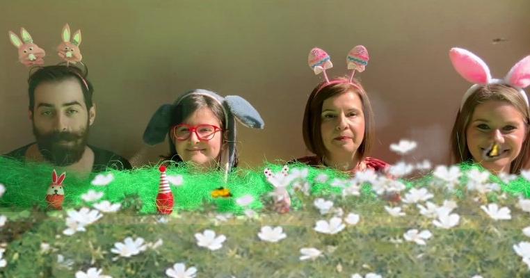Obiceiuri de Paște, povestite #altfel la Teatrul Ion Creangă