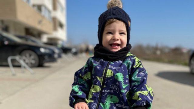 Tudor este un băiețel de 1 an și 8 luni care are nevoie de ajutor pentru a avea o inimă sănătoasă!